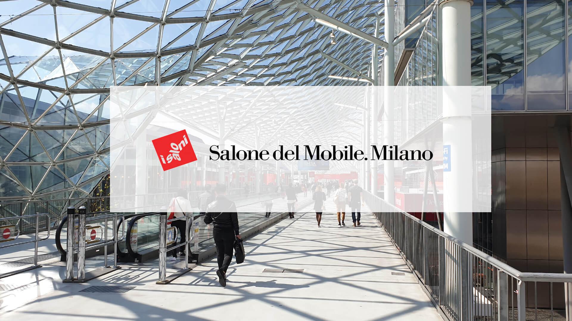 Salone del Mobile 2019 – Milanon messujen parhaat palat